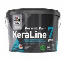 """DufaPremium"" ВД краска KeraLine 7  база3  9л"